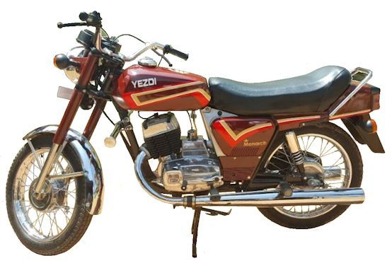 Yezdi 250 Monarch 'C' Type