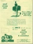 1956_Jawa_CZ_125_Advert